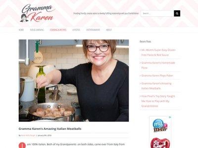 Gramma Karen Blog