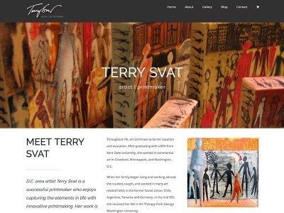Terry Svat | Artist & Printmaker