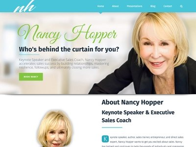 Nancy Hopper Executive Sales Coach